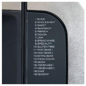 brotbackautomat ohne loch im brot brotbackautomat. Black Bedroom Furniture Sets. Home Design Ideas